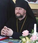 Пресс-конференция наместника Коневского монастыря игумена Александра (Арва)