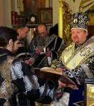 1 седмица Великого поста в Коневском монастыре 2016