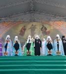 Состоялись торжества в честь 125-летия Выборгской епархии при участии Святейшего Патриарха Московского и Всея Руси Кирилла