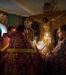 Последование Двенадцати Страстных Евангелий