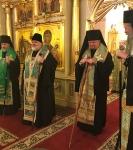 Празднование прп. Арсению Коневскому 2017