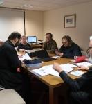 Заседание правления Общества