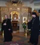 Визит Преосвященного Владыки Игнатия. 2013