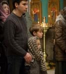Поздравление детей и рождественская выставка_25
