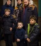 Поздравление детей и рождественская выставка_32