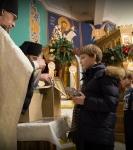 Поздравление детей и рождественская выставка_34