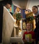 Поздравление детей и рождественская выставка_36