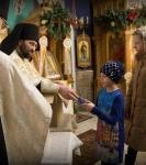 Поздравление детей и рождественская выставка_37