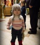 Поздравление детей и рождественская выставка_39
