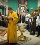 Изнесение честного Животворящего Креста Господня