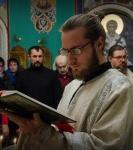 Праздник Богоявления встретили на подворье Коневского монастыря
