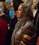 Рождественские богослужения на петербургском подворье Коневского монастыря