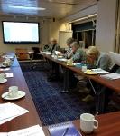 Заседание благотворительного финского общества