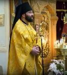 В Неделю Торжества Православия   на петербургском подворье Коневского Рождество-Богородичного монастыря совершены праздничные богослужения.