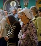 В праздник Вознесения Господня  на петербургском подворье Коневского Рождество-Богородичного монастыря совершены праздничные богослужения._11