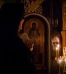 В праздник Вознесения Господня  на петербургском подворье Коневского Рождество-Богородичного монастыря совершены праздничные богослужения._1