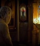 В праздник Вознесения Господня  на петербургском подворье Коневского Рождество-Богородичного монастыря совершены праздничные богослужения._7