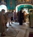 Праздник обретения мощей преподобного Арсения на петербургском подворье_10