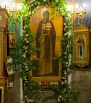 Праздник обретения мощей преподобного Арсения на петербургском подворье_1