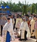 Принесение иконы св. прмц. Елисаветы Феодоровны на Кипр_16