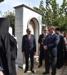 Принесение иконы св. прмц. Елисаветы Феодоровны на Кипр