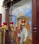 Настоятель подворья Коневской обители в Петербурге поздравил с 40-летием настоятеля кафедрального собора Рождества Пресвятой Богородицы г. Приозерска _2