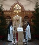 Настоятель петербургского подворья Коневского монастыря совершил братский визит в Ново-Валаамский монастырь (Финляндия)