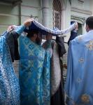 Праздник Успения Пресвятой Богородицы встретили на Подворье Коневского монастыря.