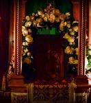 На петербургском подворье Коневской обители совершен чин изнесения Креста