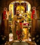 Празднование Преполовения Пятидесятницы состоялось на петербургском подворье Коневской обители_1