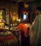 Празднование Преполовения Пятидесятницы состоялось на петербургском подворье Коневской обители_4