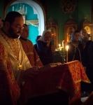 Празднование Преполовения Пятидесятницы состоялось на петербургском подворье Коневской обители_5