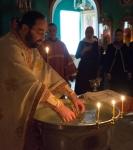 Празднование Преполовения Пятидесятницы состоялось на петербургском подворье Коневской обители_6