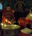 Празднование Преполовения Пятидесятницы состоялось на петербургском подворье Коневской обители_7