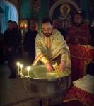 Празднование Преполовения Пятидесятницы состоялось на петербургском подворье Коневской обители_8