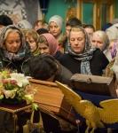 Наместник Коневской обители совершил молебен перед мощами прп.Арсения Коневского_11