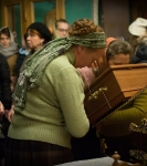 Наместник Коневской обители совершил молебен перед мощами прп.Арсения Коневского_13