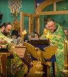 Наместник Коневской обители совершил молебен перед мощами прп.Арсения Коневского_7