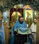 Праздник Сретения Господня молитвенно встретили на петербургском подворье Коневского монастыря