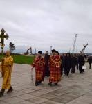 Завершилось пребывание мощей прп.Арсения Коневского на подворье обители в Петербурге