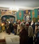 Рождество Пресвятой Богородицы молитвенно встретили на петербургском подворье Коневской обители
