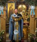 Праздник Сретения Господня молитвенно встретили на петербургском подворье Коневской обители 