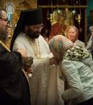 Молебен на начало учебного года совершен на петербургском подворье Коневской обители_4