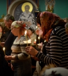 Первое Таинство Соборования Великим постом совершили на Коневском подворье в Петербурге_10
