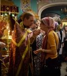 Первое Таинство Соборования Великим постом совершили на Коневском подворье в Петербурге_16