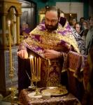 Первое Таинство Соборования Великим постом совершили на Коневском подворье в Петербурге_5