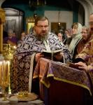 Первое Таинство Соборования Великим постом совершили на Коневском подворье в Петербурге_6