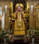 Епископ Выборгский и Приозерский Игнатий совершил Божественную литургию на петербургском подворье Коневского Рождество-Богородичного монастыря_6