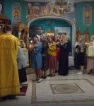 Епископ Выборгский и Приозерский Игнатий совершил Божественную литургию на петербургском подворье Коневского Рождество-Богородичного монастыря_8
