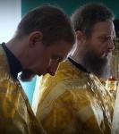Епископ Выборгский и Приозерский Игнатий совершил Божественную литургию на петербургском подворье Коневского Рождество-Богородичного монастыря_9